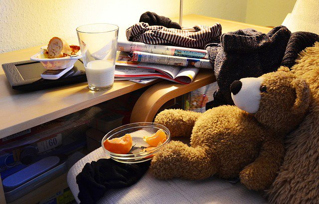 Is clutter affecting your health?
