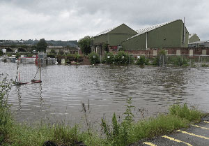 Does your self-storage insurance cover you against flood damage?