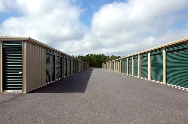 Storage Industry Booming in the UK